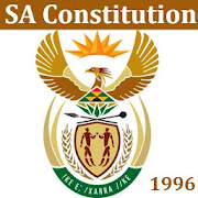 South Africa Constitution 1996 ( 4 Languages)