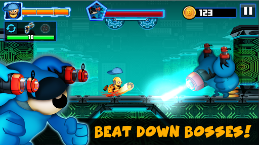 Crypto Wars: Action Platformer 1.0.4 screenshots 4