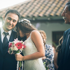 Wedding photographer Pablo Faúndez (pfaundez). Photo of 02.06.2016