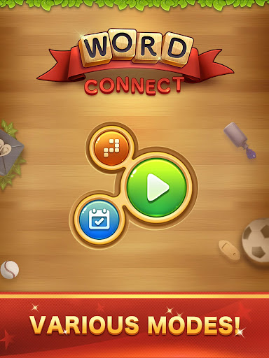 Word Connect game (apk) free download for Android/PC/Windows screenshot