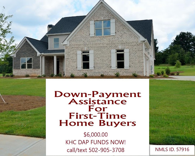 Down Payment Assistance of $6,000