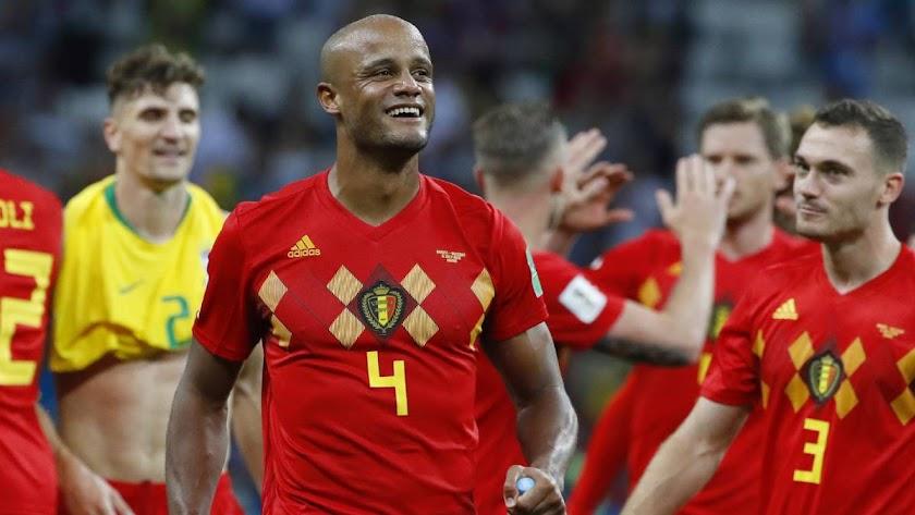 Bélgica se ha colado entre las favoritas.