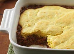 Manwich Sloppy Joe Cornbread Bake Recipe