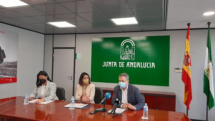 La Ley ha sido presentada este viernes en Almería.