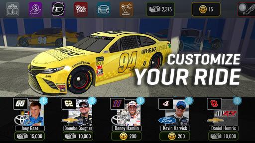 NASCAR Heat Mobile captures d'u00e9cran 2