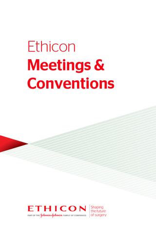 Ethicon Meetings Conventions