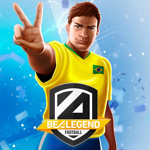 Baixar Be A Legend 2019: A verdadeira carreira de futebol para Android