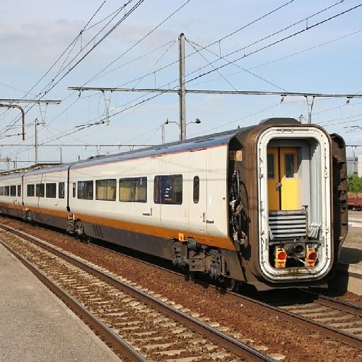 個人化App|比利时火车壁纸 LOGO-3C達人阿輝的APP