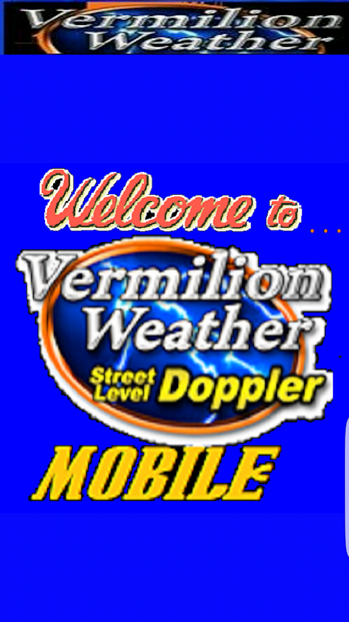 Vermilion Weather 2.0- screenshot