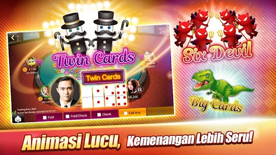 LUXY Indonesia : Domino & Poker  5