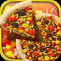 Thanksgiving Pizza Maker Baker icon