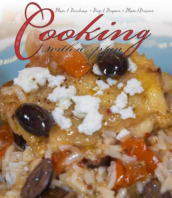 Mediterranean Style Recipes: Poultry Essentials: Mediterranean Style Chicken Recipe