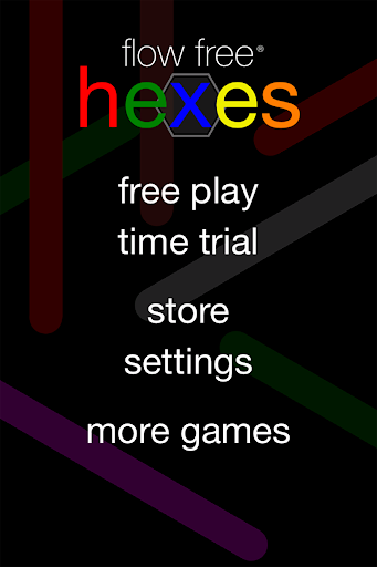 Flow Free: Hexes screenshot 6