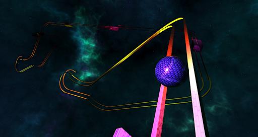 Nova Ball 3D - Balance Rolling Ball Free apkpoly screenshots 8