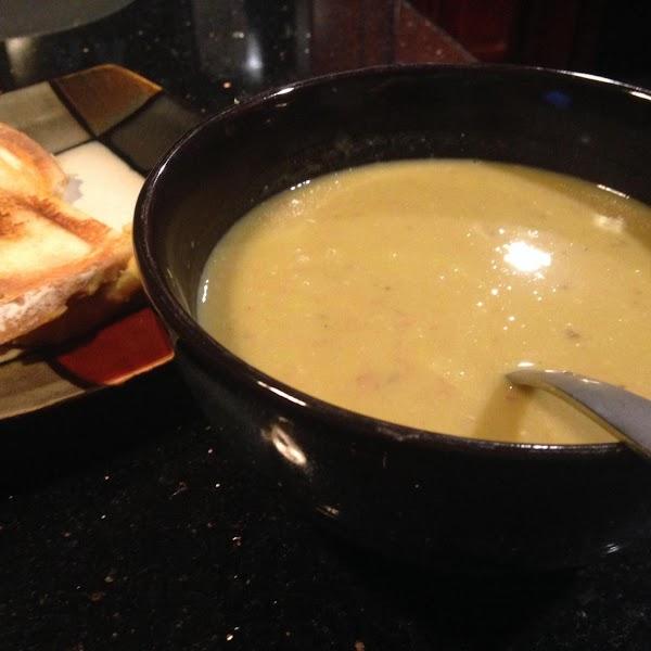 Split Pea Soup W/ham Recipe