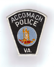 Photo: Accomack County Police (Defunct, Mis-spelled)
