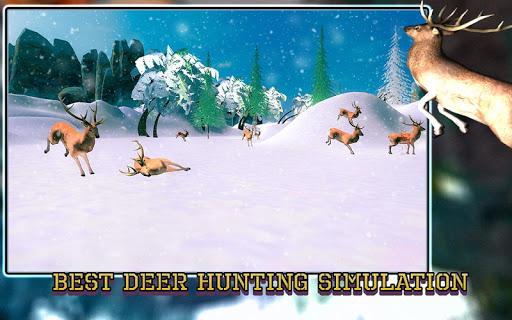 鹿狙击手狩猎2015年