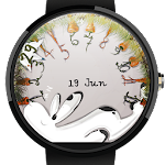 Watch Face: Rabbit Icon