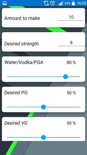Pocket Vapor Tools  screenshots 2