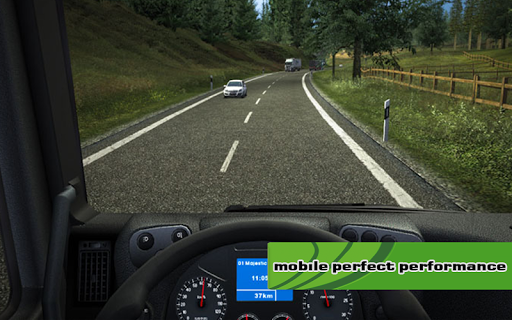 EURO TRUCK SPEED SIMULATOR