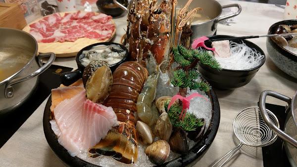 平價海鮮高級食感的個人小火鍋@養鍋Yang Guo石頭涮涮鍋 台北中正店