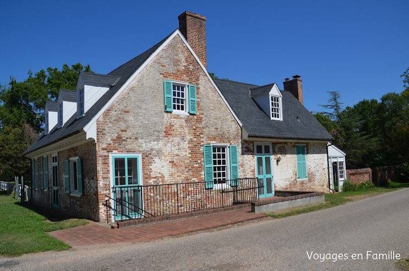 Yorktown DIgges HOuse