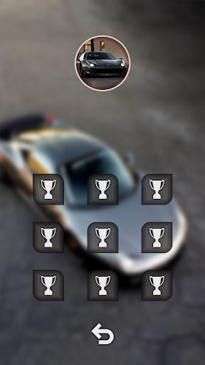 Speed Car CM Locker Theme screenshot 2