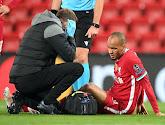 La poisse continue pour Liverpool qui perd un autre joueur sur blessure
