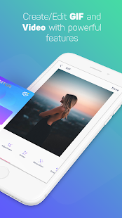 App GIF Maker, GIF Editor, Video Maker, Video to GIF APK for Windows Phone