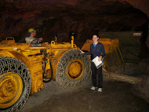 Photo: Deutsches Museum exhibits: mining