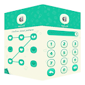 AppLock Theme Green icon