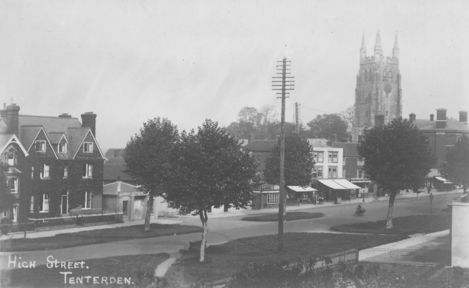 Tenterden Archive photos Lower High Street – Station Road area
