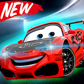 McQueen Lightning Racing Game