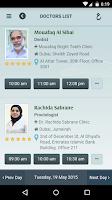 Screenshot of DoctorUna - Book a Doctor Now!