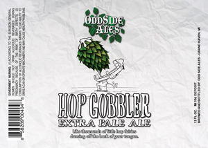 Logo of OddSide Ales Hop Gobbler