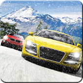 Snow Drift Car Racing