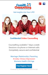 Family Counselling - Marriage- screenshot thumbnail