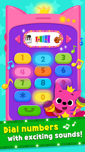 PINKFONG Singing Phone - náhled