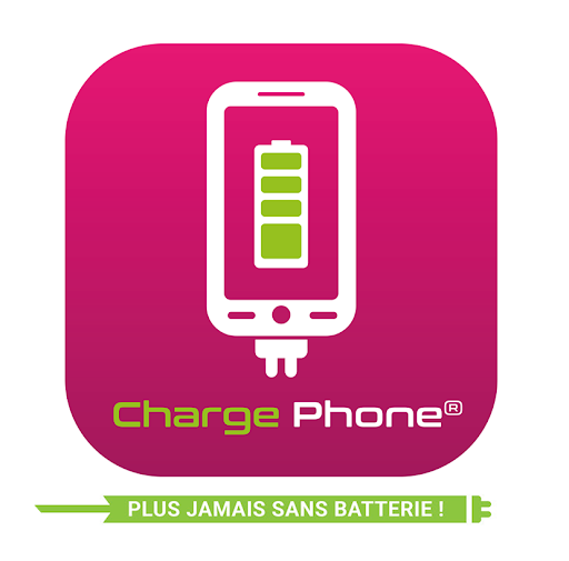 LOGO CHARGE PHONE CARRE