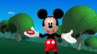 Mickey's Silly Problem