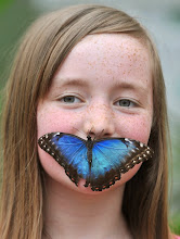 Photo: 9 year old Isolde Pryle from Hitchen in Hertfordshire. Opening of the new Butterfly Jungle exhibition at the Natural History Museum. London, England - 30.04.09  Mandatory Credit: Daniel Deme / WENN.com