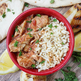 Slow Cooker Chicken Tikka Masala (Whole30,Paleo).