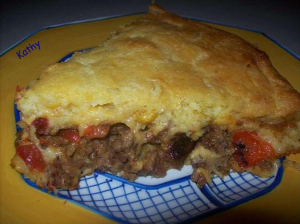 Nascar Day Mexican Skillet Pie Recipe