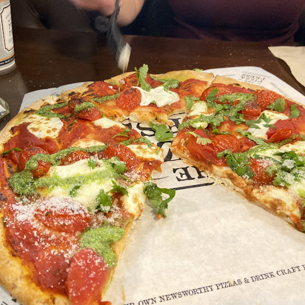 Gluten Free Pizza In Santa Ana California 2021
