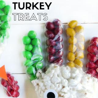 Fun Thanksgiving Turkey Treats