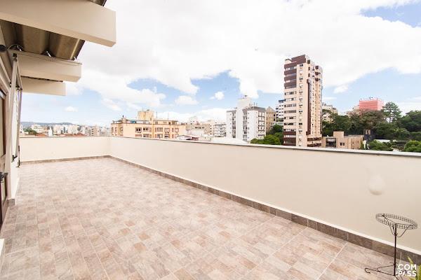 Cobertura Residencial à venda, Bela Vista, Porto Alegre 202m²