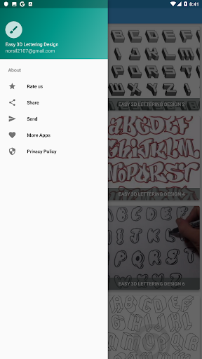 Easy 3D Lettering Design 5.1 screenshots 2