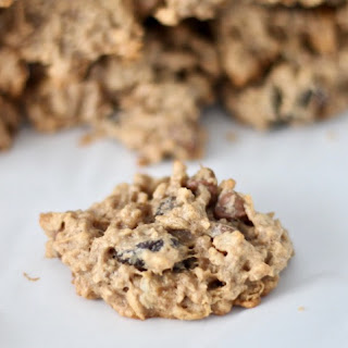 Wholesome Breakfast Cookies.