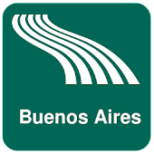 Buenos Aires Map offline