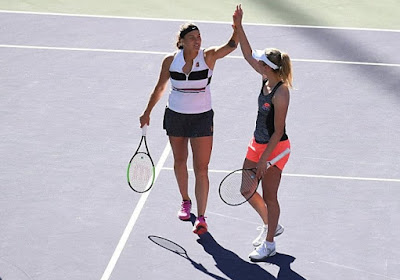 Miami: Aryna Sabalenka et Elise Mertens en finale